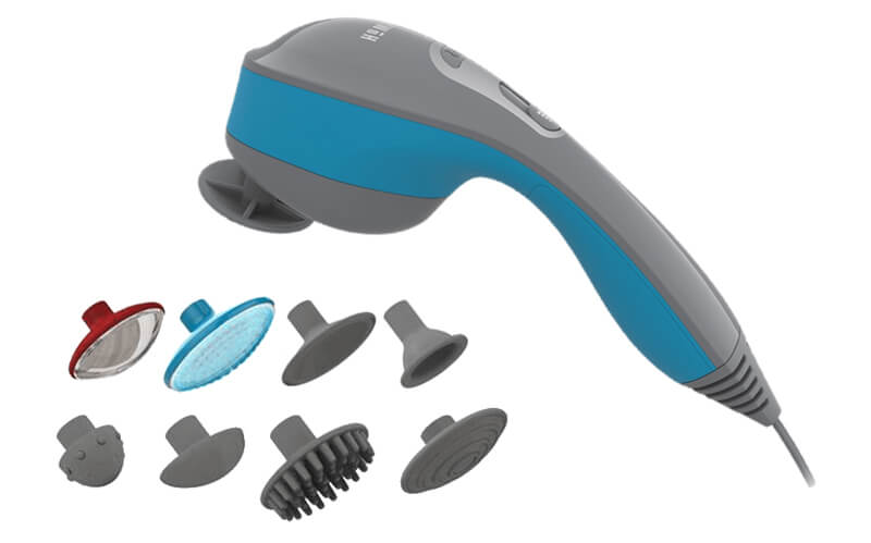 HoMedics SR-HHP250: Sports Recovery Hot & Cold Massager with Attachment Nodes